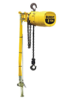 Budgit® Series 6000 Spark Resistant Air Chain Hoists