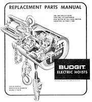 [TVPR_3874]  Budgit Electric Hoist Parts On BudgitHoist.com | Budgit Hoist Wiring Schematic |  | Electric Chain Hoists - Budgit Hoist